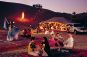 Bedouin Camp