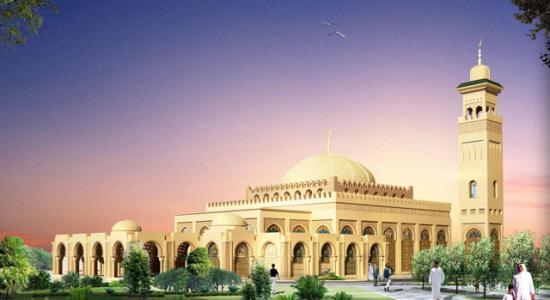Ajman Mosque